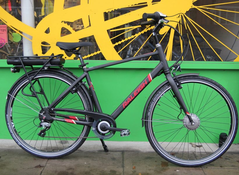 Raleigh electric…